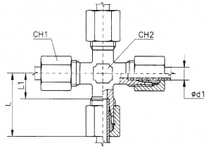 schita racord cruce TN101
